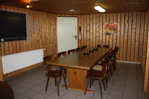 Kegelbahnen Tisch